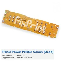 New Panel Board Printer Canon MX377 MX397 Tombol Power MX377 MX397