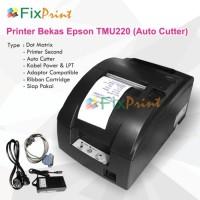 New Printer Kasir Bekas Epson TM-U220 tmu220 tmu 220 tm u220