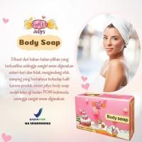 Jual [ BPOM ] Pure Soap By Jellys ~ MEMUTIHKAN DAN MENGHALUSKAN KULIT TUBUH Murah