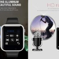Jam Tangan Smartwatch Elegant Multifungsi dengan SIM TF Card Bluetoo