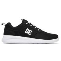 Sepatu DC original midway black white