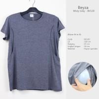 Baju menyusui Beyza misty grey – BV120