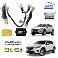 Modul Auto Retract Spion Lipat Mazda CX5 CX-3