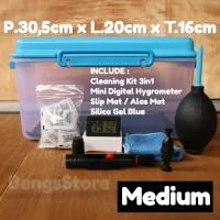 Drybox - Dry box Kamera Dslr Mirorles paket Lengkap