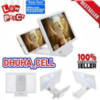 KACA PEMBESAR LAYAR 3D F12 / ENLARGED SCREEN LAYAR PEMBESAR HP LCD