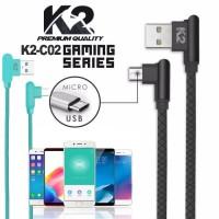 Kabel Data T BONE Gaming Micro Usb K2 PREMIUM QUALITY Fast charging 1M