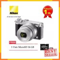 Harga nikon 1 j5 kit 10 30mm nikon j5 resmi free microsd 16 gb   Pembandingharga.com