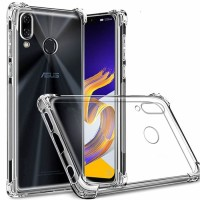 Softcase TPU Anti Crack Jelly Slim Case Casing HP Asus Zenfone 5 2018