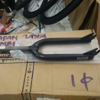 Fork Sepeda Bmx Race Nukehead Full Crmo Ringan