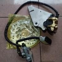 Harga cakram supra x 125 belakang kaliper master | Pembandingharga.com
