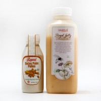 Harga paket promil serbuk kurma muda 60gr madu royal jelly 500gr   Pembandingharga.com