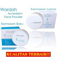 Harga Bedak Tabur Wardah Acne Travelbon.com