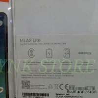 new colection Hp Xiaomi Mi A2 Lite - Ram 4Gb Internal 64Gb Garansi