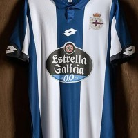 Dijual Jersey Deportivo La Coruna Home New - Official Grade Or Murah