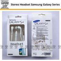 Stereo Headset / Handsfree Samsung Galaxy S1, S2, S3, S4, S5, Diskon