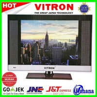 Harga hot sale led tv vitron ltv1922 led tv vitron 19 inch sale | Pembandingharga.com