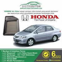 FILTER UDARA FERROX HONDA CITY IDSI 1.5L 2001-2007 (4708)