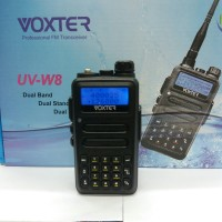 Harga ht voxter uv w8 water proof ip66 dual band | antitipu.com