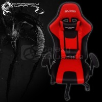 DRAGONWAR G-PGC-004 PRO-GAMER Chair-KURSI GAMING RED