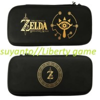 NSW Deluxe Travel Case Motif The Legend of Zelda Breath of the Wild