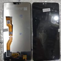 Touchscreen Plus LCD OPPO F7 CPH1821 OPPO F7 2018 RAM 4 RAM 6 BLACK