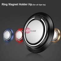 Ring Magnet iRing Holder Handphone Premium Aluminium Hp Magnet Holder