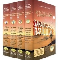Buku Sahabat-Sahabat Rasul (4 Jilid Lengkap)