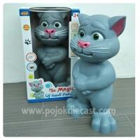 Mainan Boneka Tomcat (Jumbo) Bernyanyi Dan Mendongeng Bahasa Indonesia