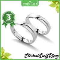 Promo Hemat Cincin Kawin termurah Eternal Doff Ring