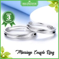 Promo Cincin Marriage Couple Ring Terlaris
