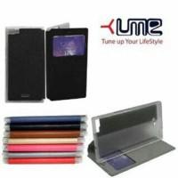 HOT Flipcover Lenovo Vibe K6 Power 4G LTE 5 INCHI Sarung Buku UME