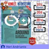 Buku Arduino Belajar Cepat dan Pemrograman +CD