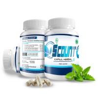 Obat Pengental Sperma Pria - SCOUNT - ALAMI - AMAN