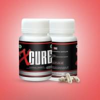 X CURE ASLI - Obat Meningkatkan Stamina Pria - HERBAL