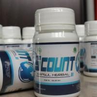 Obat Pengental Dan Penyubur Sperma Pria - SCOUNT