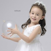 Crown Mahkota Pesta Anak Aksesoris Bridal Tiara Rambut Wanita - MPA011