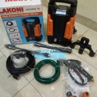 Jual Mesin Lakoni High Pressure Laguna 70 Mesin Cuci Motor Cuci