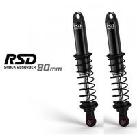 Gmade RSD Shock 90mm Black (2pcs) [GM23504]