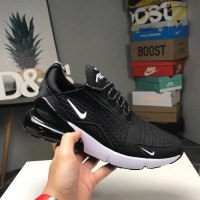 Nike Air Max 270 Core Black White High Premium Original