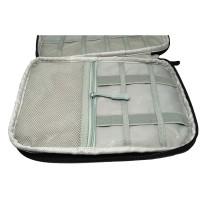 BUBM Gadget Organizer Bag Portable Case - DIS-L (ORIGINAL) - Black/Gr