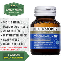 Blackmores Conceive Well Men 28 Kapsul