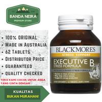Blackmores Executive B Stress Formula 62 Tablet