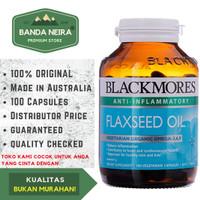 Blackmores Flaxseed Oil 100 Kapsul