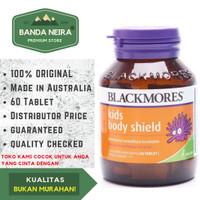 Blackmores Kids Body Shield 60 Tablet