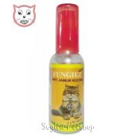Obat Koreng Kucing Jamur Scabies Fungiez