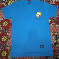Tshirt kaos Rown division original not greenlight 3second eiger lois