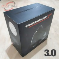 Elevation Training Mask 2.0 Masker Latihan Fitness