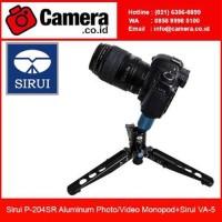 Sirui P-204SR Aluminum Photo - Video Monopod-Sirui VA-5