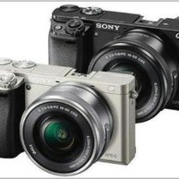 Harga sony alpha a6000 kit 16 50 camera mirrorless | Pembandingharga.com