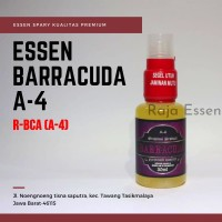 Essen Barracuda Ikan Nilem Anti Boncos | Harian/Galatama | Raja Essen